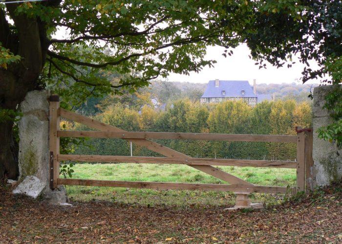 barriere champêtre