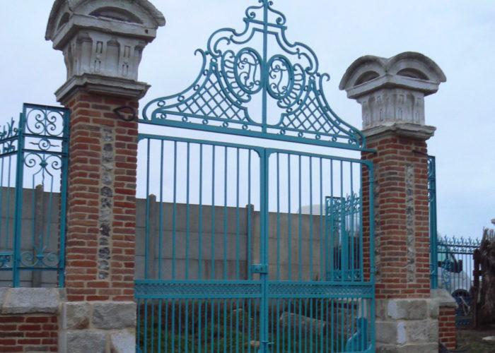 pilier barriere