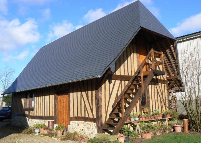 construction de charretterie en Normandie