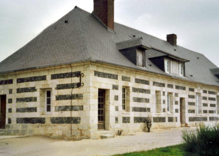 rénovation maison normande