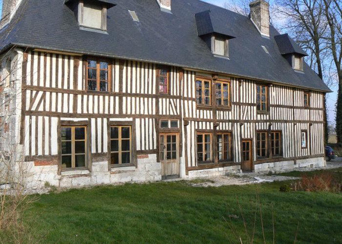 Rénovation de manoir - Pays de Caux