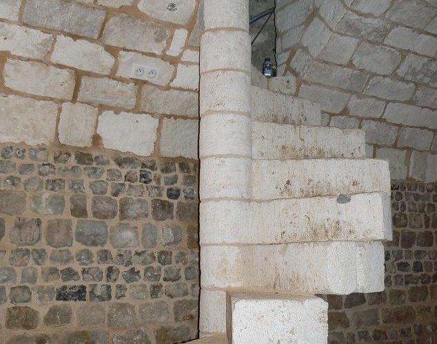 Taille de pierre en Normandie