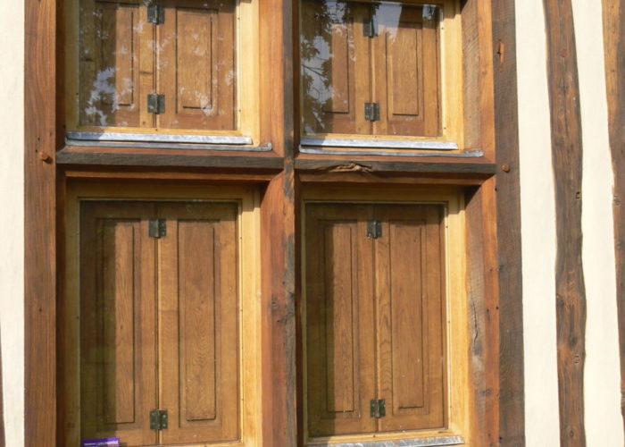 Création de fenêtre à meneaux Normandie