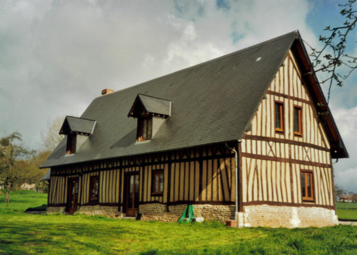 Construction de maison normande sur-mesure